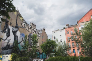 Our Tour of Berlins district of Kreuzberg