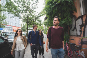 Our tours through modern Berlin