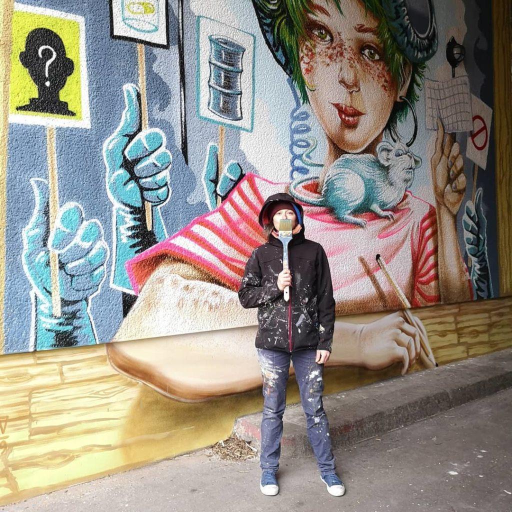 Graffiti workshops in Berlin