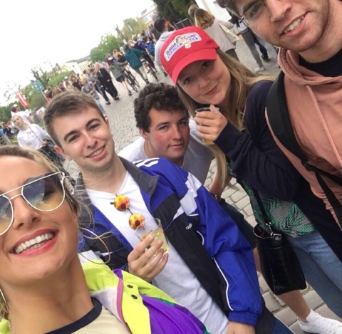 My Study Abroad Experience In Berlin: Friends