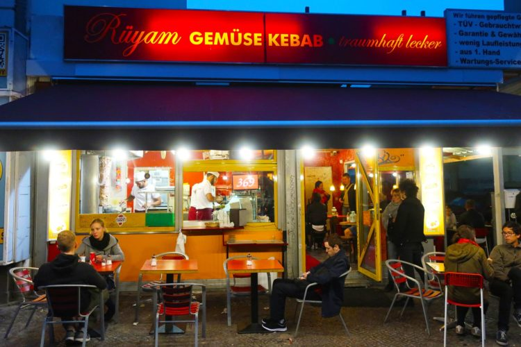 Ruyam Kebab in Berlin