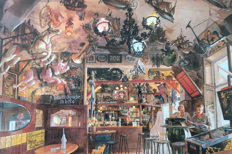 Berliner bar Bei Schlawinchen