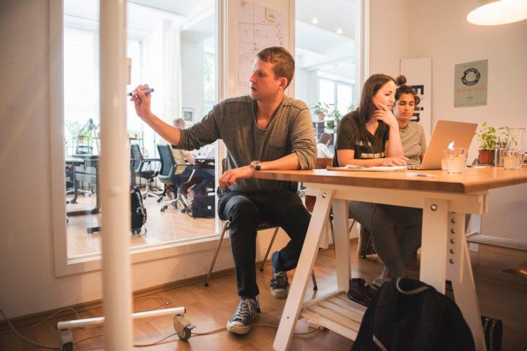 Travel jwriting workshop in Berlin