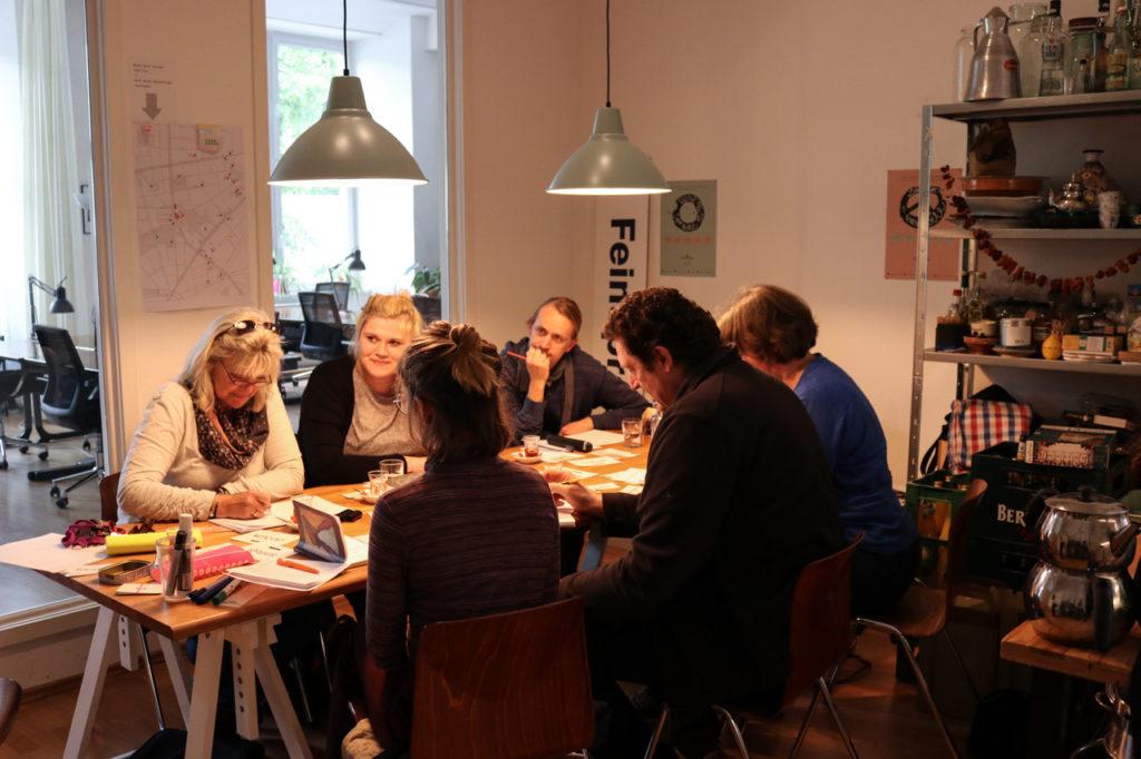 Treetop Travel Journalism's language courses
