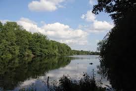 Plötzensee lake Berlin