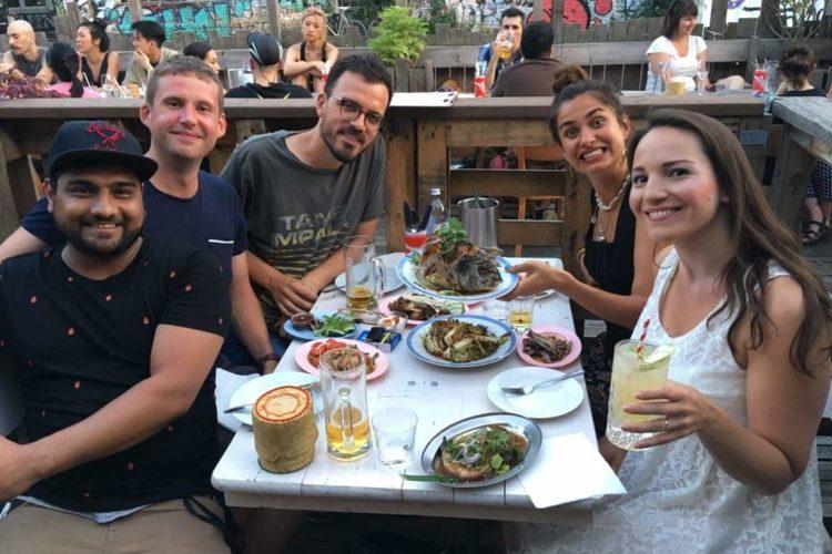 Travel journalism classes in Berlin