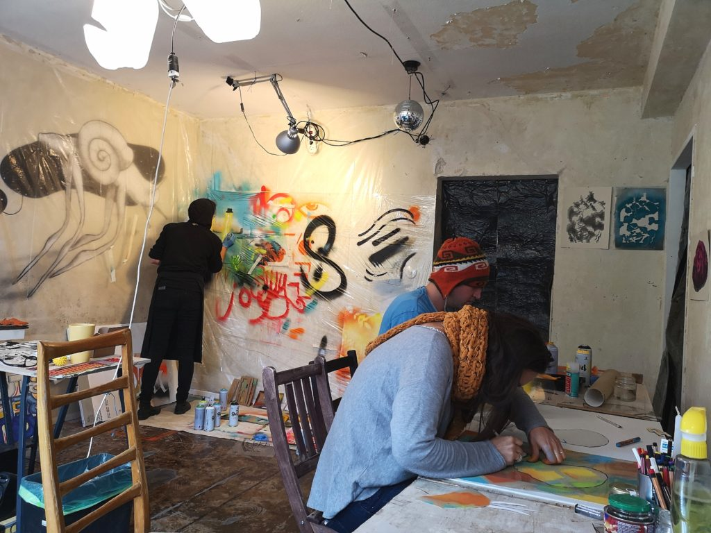 Street art courses in Berlin