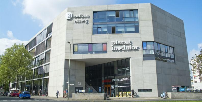 Planet Modular - arts and crafts store in Berlin